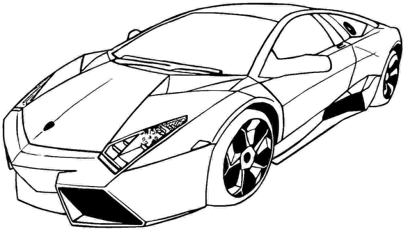 cars to color and print printable coloring pages of sports cars coloring home print cars and color to