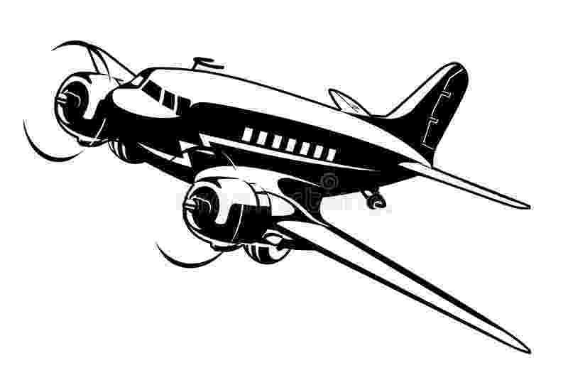 cartoon airplane best airplane clipart black and white 20191 clipartioncom cartoon airplane
