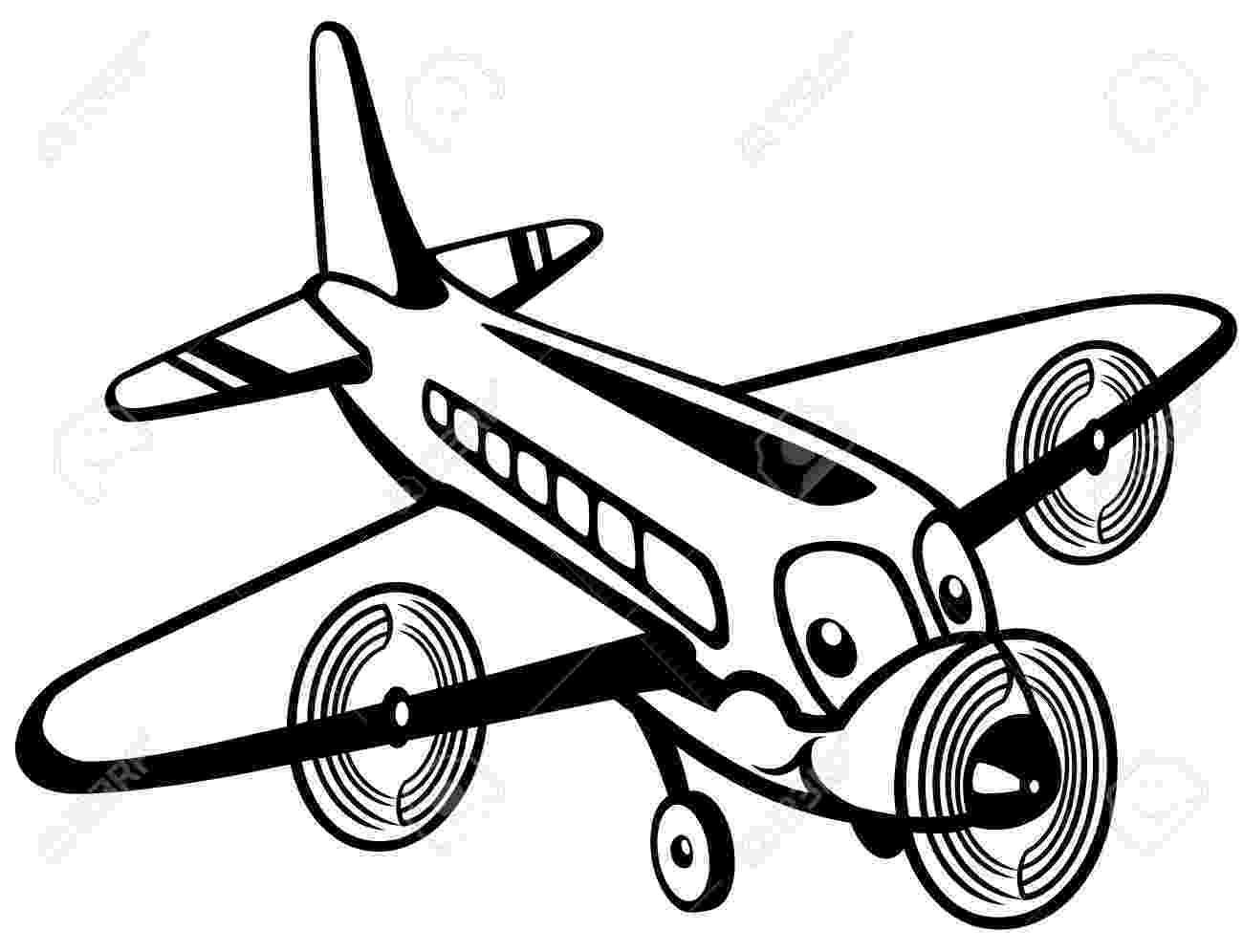 cartoon airplane cartoon airplane clip art images royalty free vector cartoon airplane