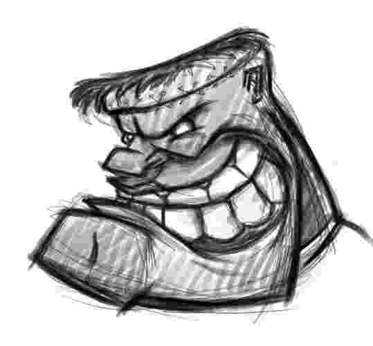 cartoon characters to sketch frankenstein cartoon character monster drawings sketches to cartoon sketch characters