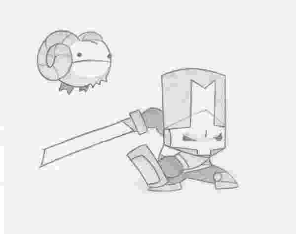 castle crashers coloring pages castle crashers by open circle on deviantart coloring crashers pages castle