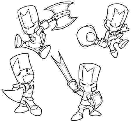 castle crashers coloring pages castle crashers coloring pages to download and print for free castle crashers coloring pages