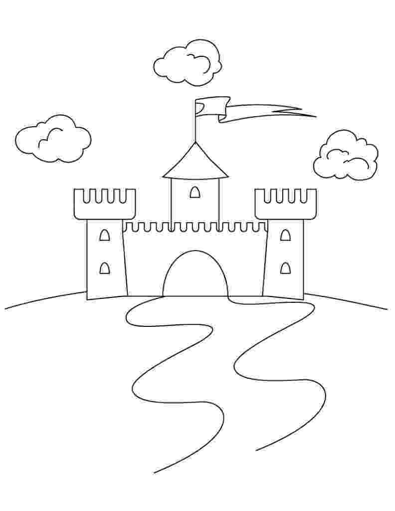 castle crashers coloring pages free printable castle coloring pages for kids castle coloring crashers pages