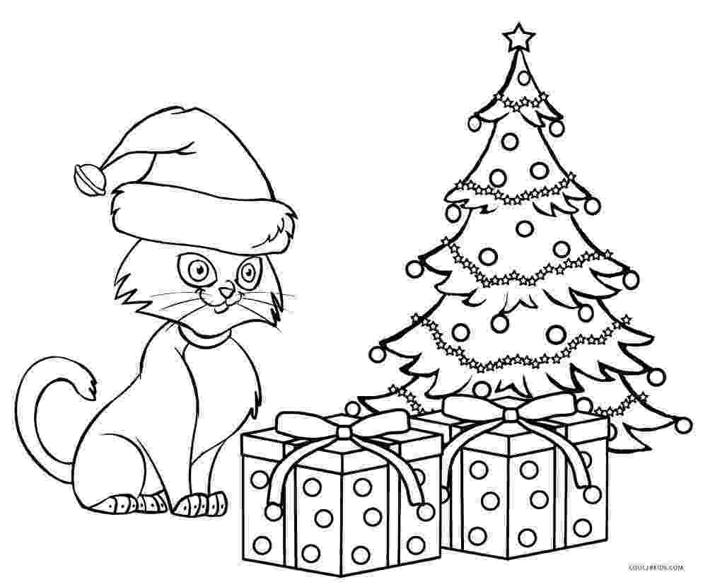 cat color pages free printable cat coloring pages for kids cool2bkids pages color cat