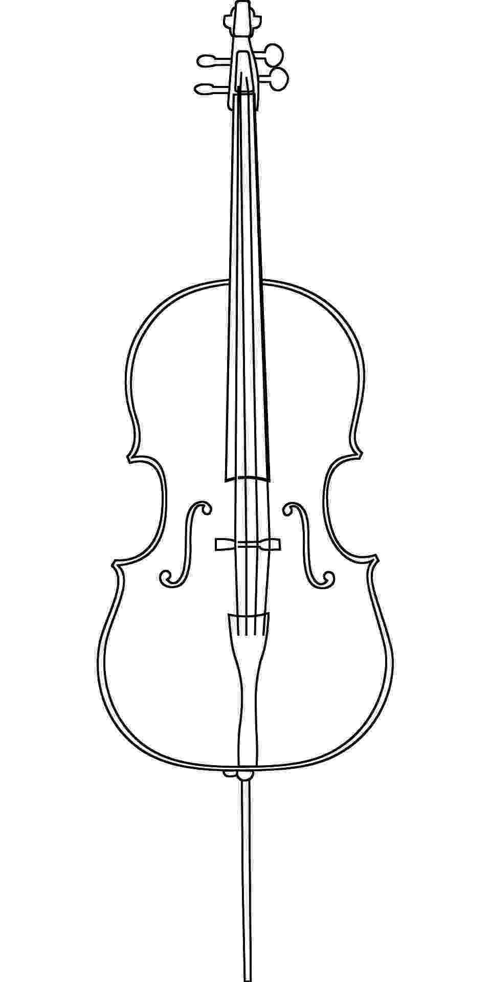 cello coloring page eeyore playing cello coloring page h m coloring pages cello coloring page