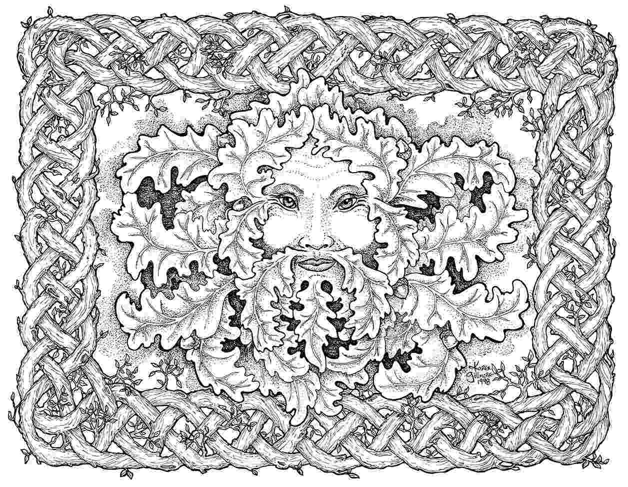 celtic art colouring pages celtic coloring page celtic imagery pinterest adult celtic pages colouring art
