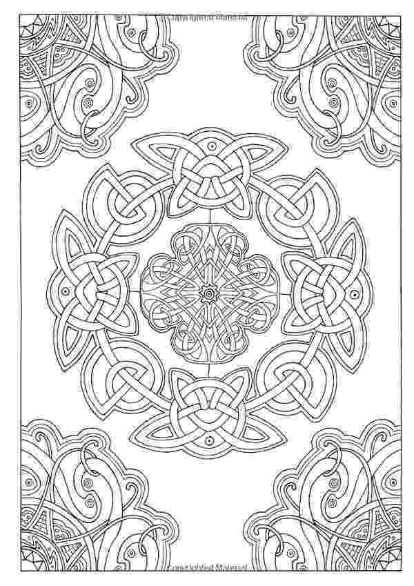 celtic art colouring pages icolor quotcelticquot mandala coloring pages coloring books colouring art pages celtic