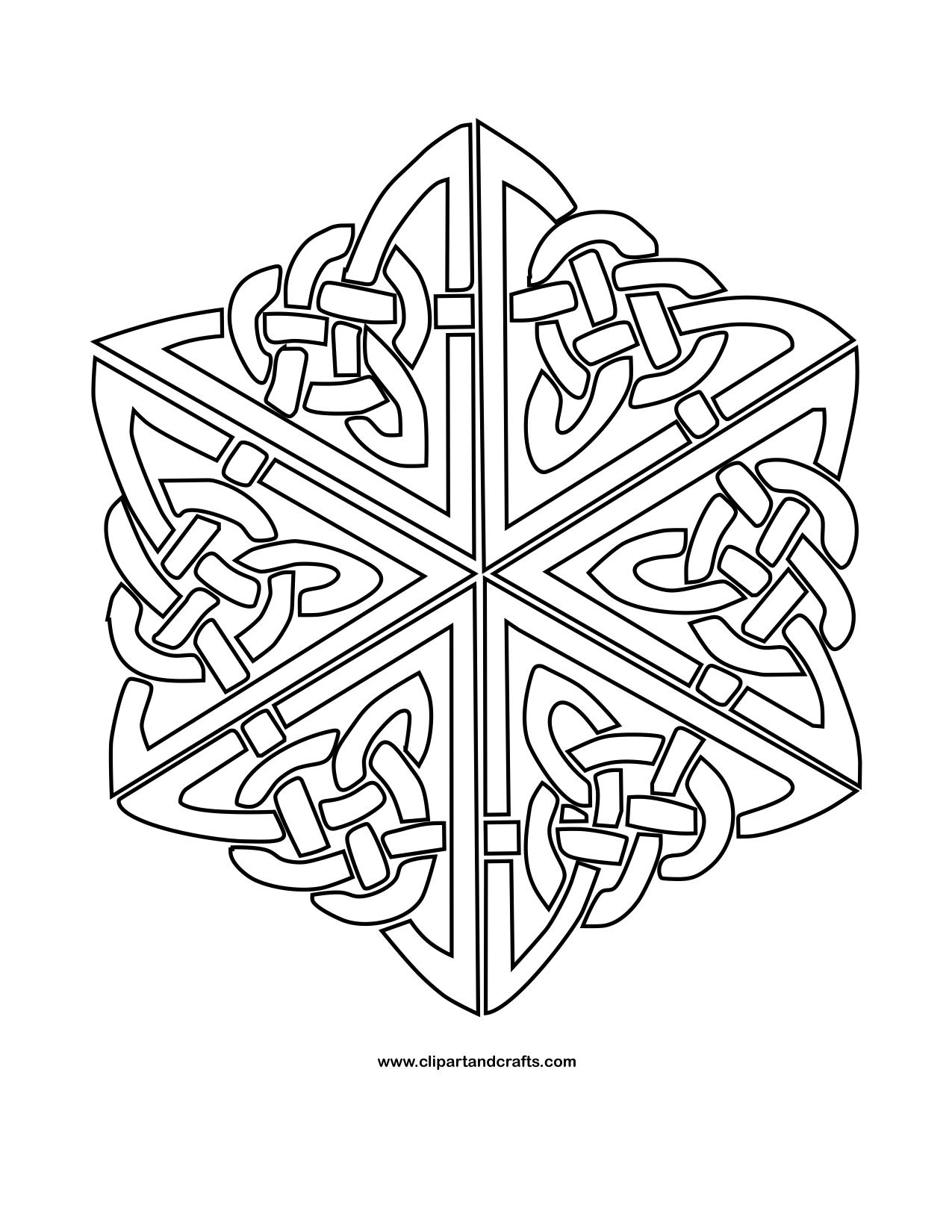 celtic art colouring pages mandala monday more free celtic mandalas to color pages colouring art celtic