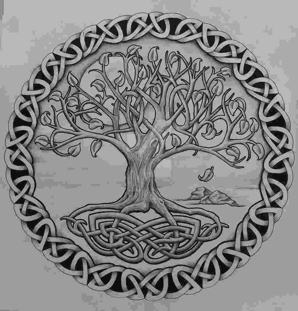 celtic designs 48 celtic tree of life tattoos ideas celtic designs