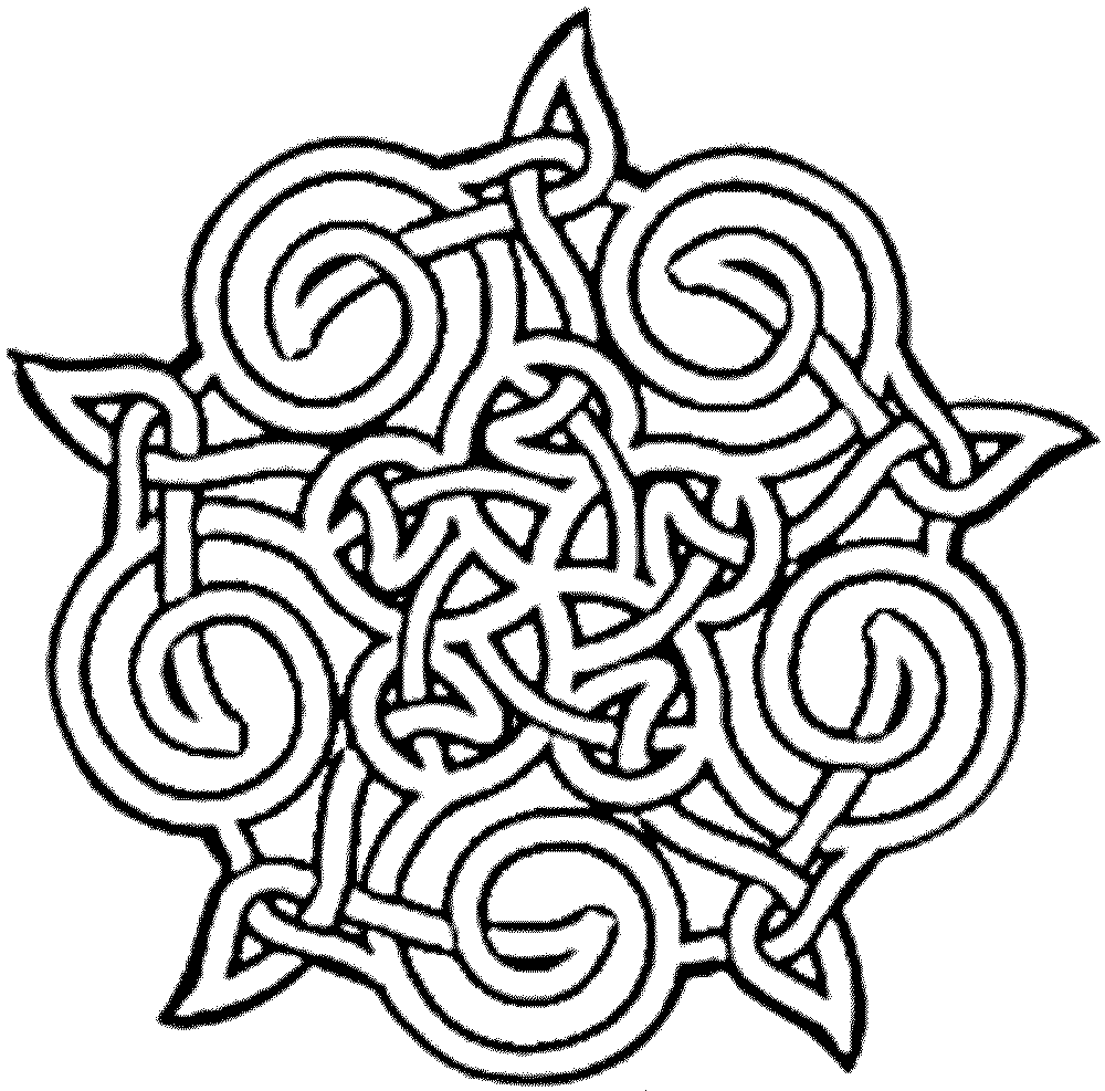 celtic flowers coloring book celtic knot circle coloring pages hexarose by peter celtic book coloring flowers