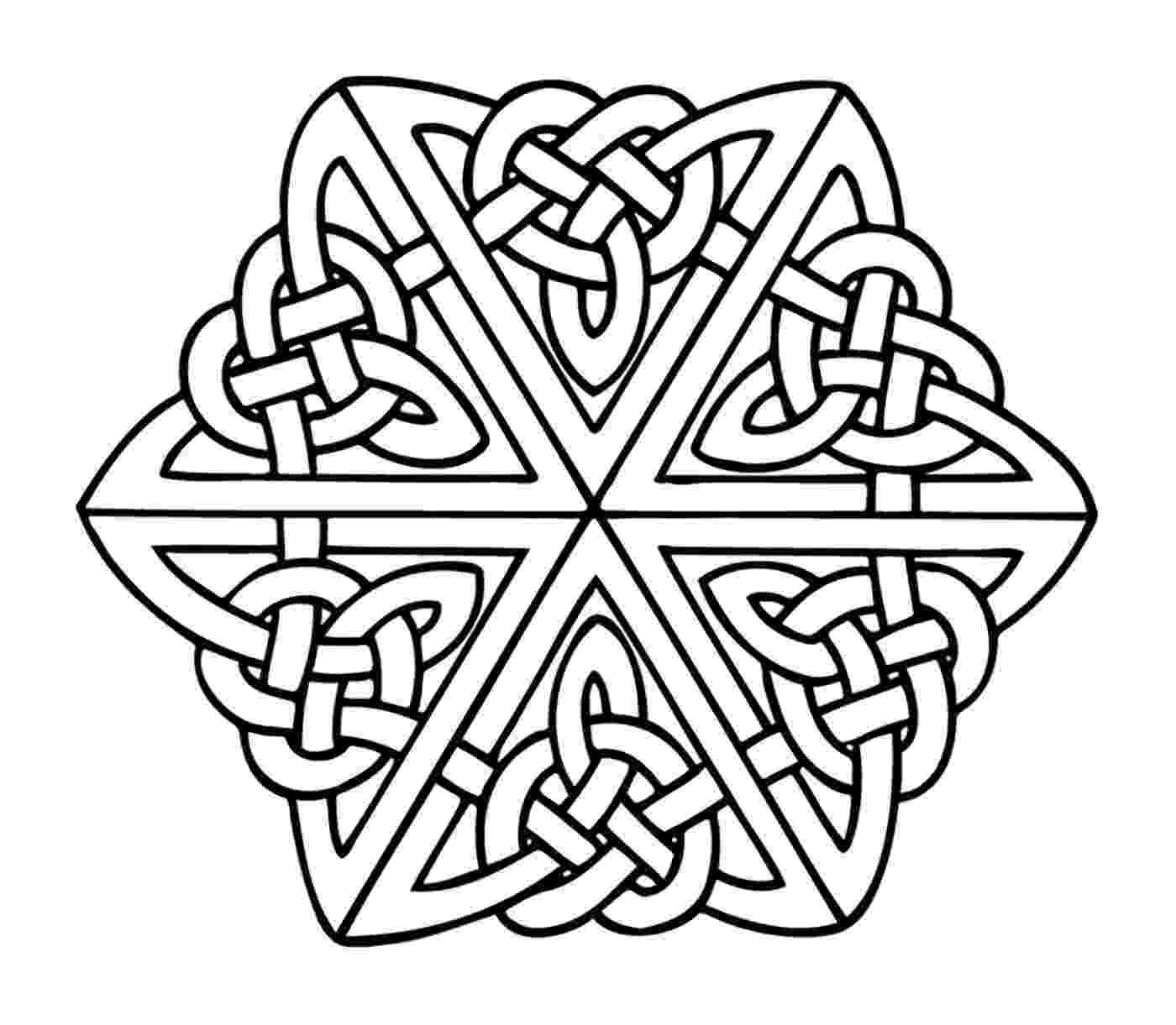 celtic flowers coloring book celtic knots coloring pages coloring home flowers coloring celtic book