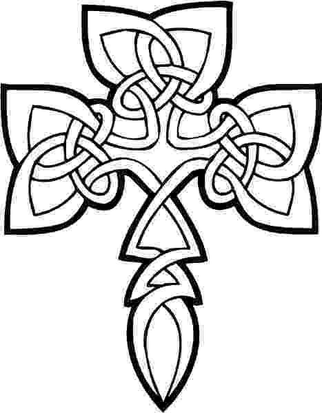 celtic flowers coloring book shamrock celtic shamrock black white line flower art flowers celtic coloring book
