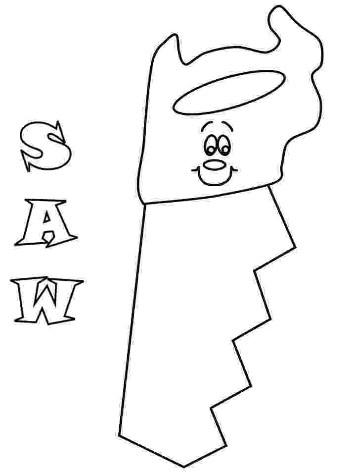 chainsaw coloring pages repair tools coloring crafts and worksheets for pages chainsaw coloring