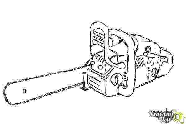 chainsaw coloring pages strikingly idea chainsaw coloring pages coloring chainsaw pages coloring