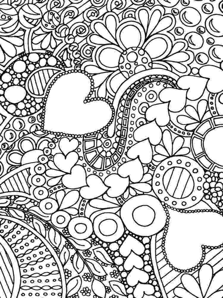 challenging coloring sheets difficult coloring pages for adults free printable sheets coloring challenging
