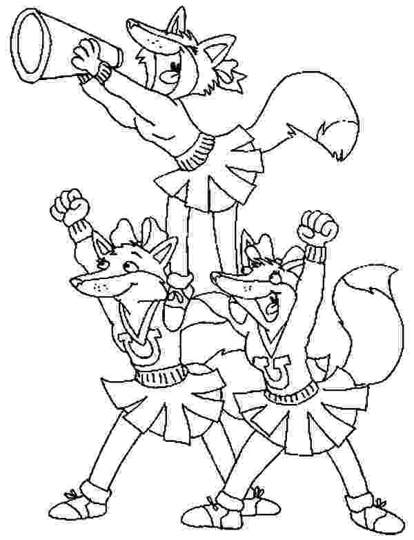 cheer coloring pages 20 best cheerleading coloring pages images on pinterest coloring cheer pages