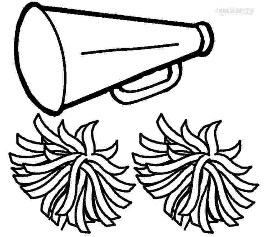 cheer coloring pages cheer coloring pages cheer pages coloring