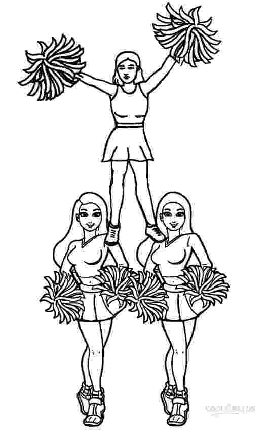 cheer coloring pages cheerleading coloring pages pages coloring cheer