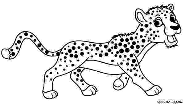cheetah coloring page free printable cheetah coloring pages for kids page cheetah coloring
