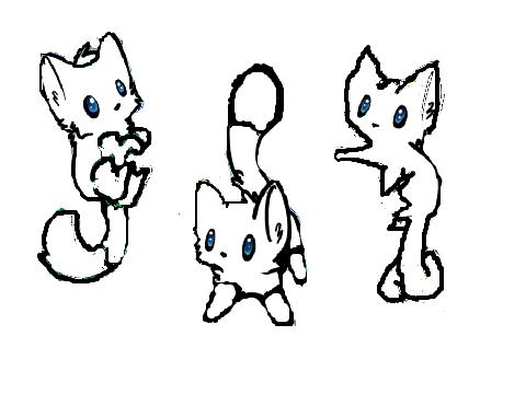 chibi kitten chibi kitty line art by gemmy2shoes on deviantart kitten chibi