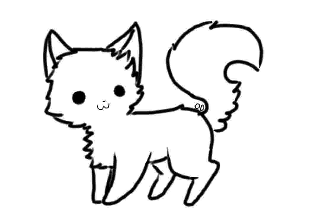 chibi kitten free to use chibi cat lines by seiishin on deviantart kitten chibi