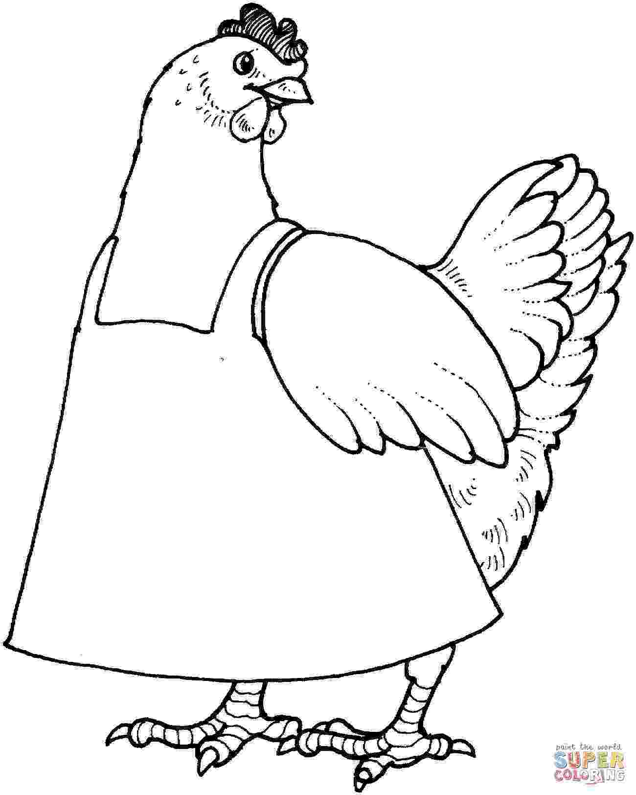 chicken pictures to colour whole chicken before fried coloring pages download chicken colour pictures to