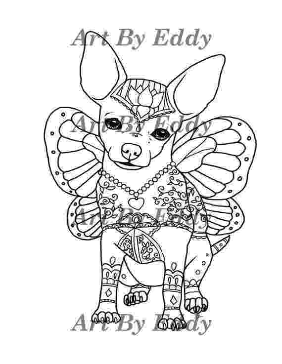 chihuahua colouring pages chihuahua puppy coloring page free printable coloring pages colouring chihuahua pages