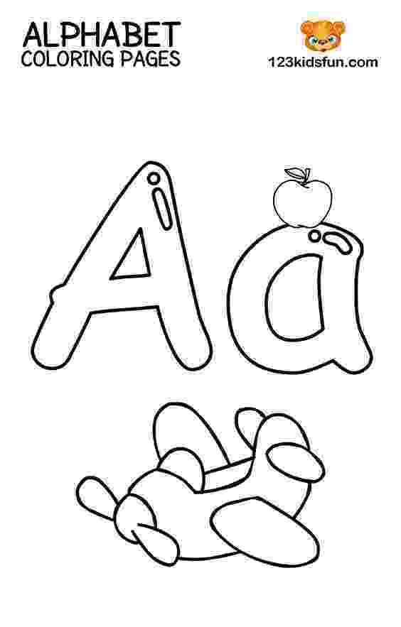 childrens colouring pages alphabet free printable alphabet coloring pages for kids best colouring alphabet childrens pages