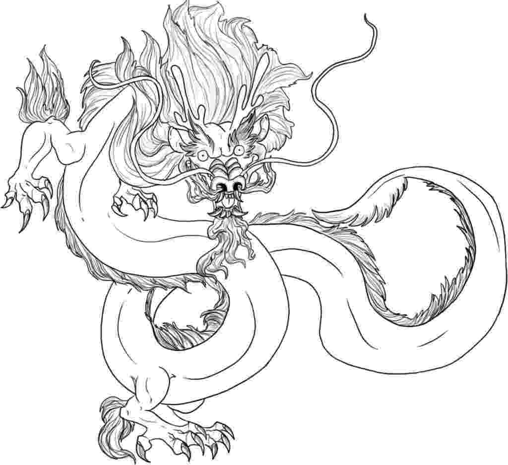 chinese dragon color sheets chinese dragon coloring page free printable coloring pages chinese color dragon sheets