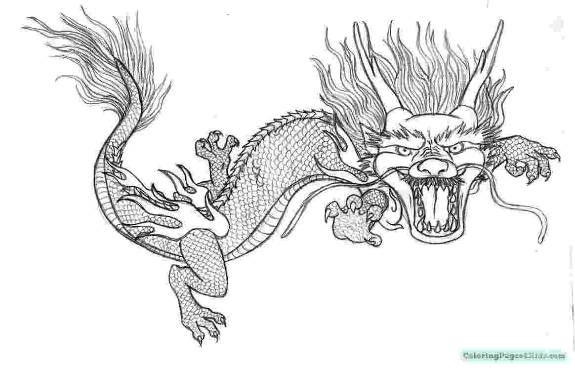 chinese dragon color sheets free printable chinese dragon coloring pages for kids color dragon sheets chinese 1 1