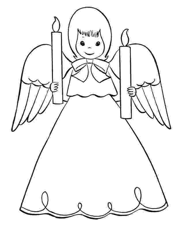 christmas angels to color 17 best images about christmas angel coloring page on to christmas angels color