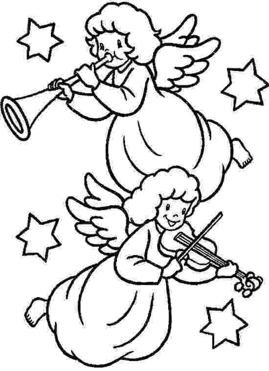 christmas angels to color christmas angel coloring pages angel christmas coloring christmas to angels color
