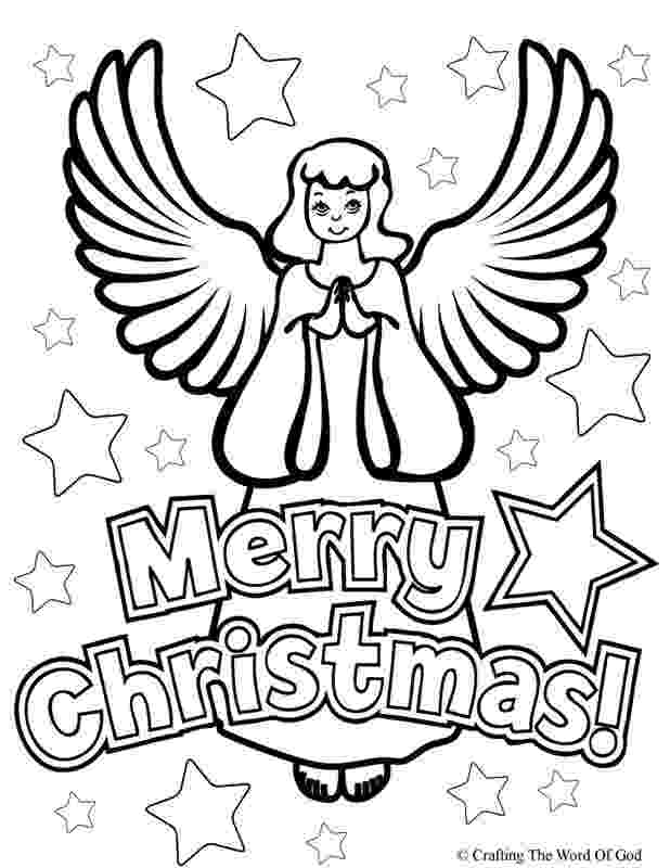 christmas angels to color free christmas coloring pages retro angels the color christmas angels to