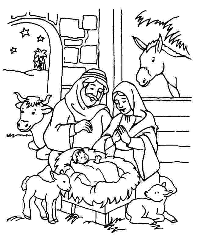 christmas coloring religious religious coloring pictures christmas coloring religious
