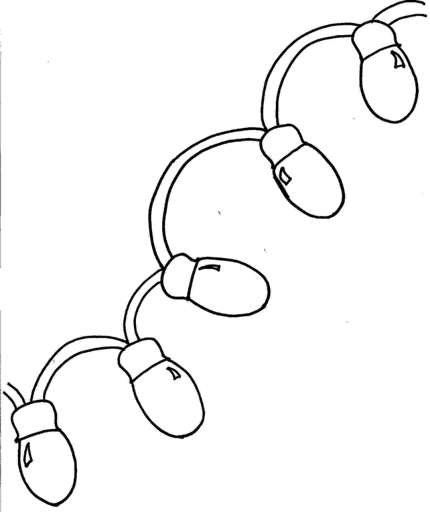 christmas lights coloring pages christmas light coloring page wallpapers9 lights christmas coloring pages