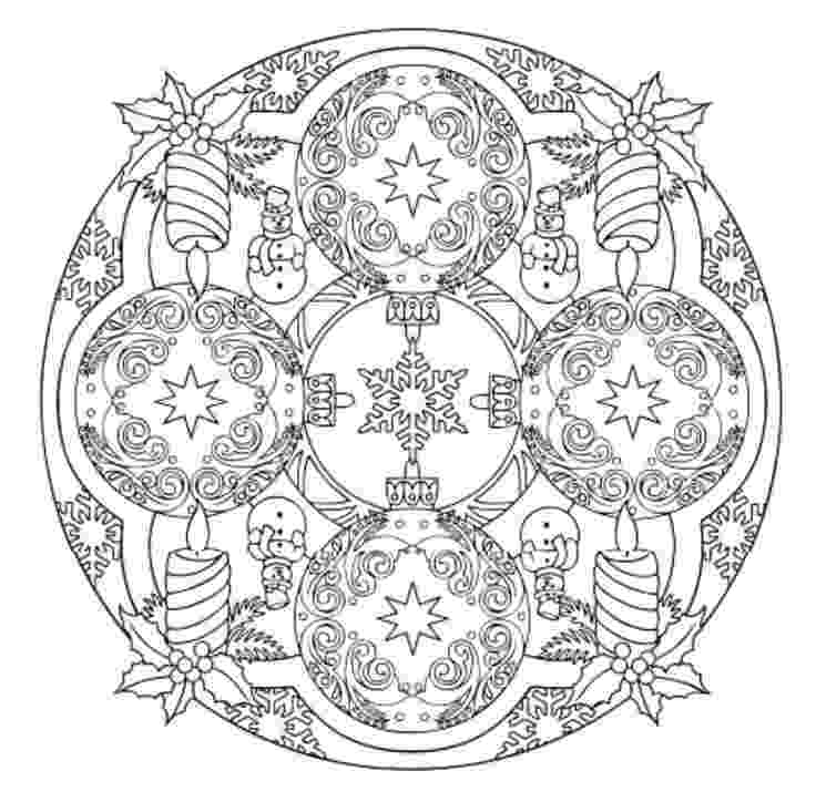 christmas mandala coloring pages 81 best coloring christmas mandalas wreaths images on christmas mandala coloring pages