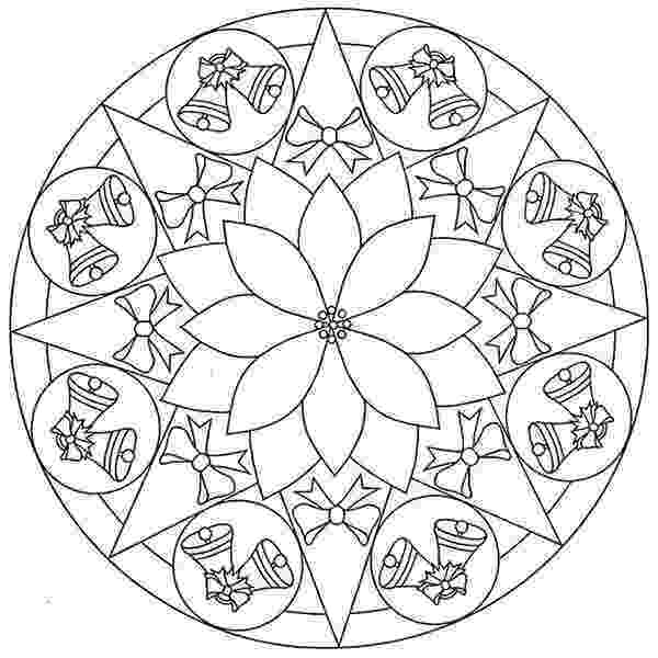 christmas mandala coloring pages 83 best coloring christmas mandalas wreaths images on mandala coloring pages christmas