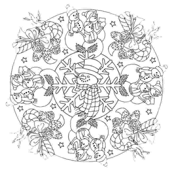 christmas mandala coloring pages 83 best coloring christmas mandalas wreaths images on pages christmas coloring mandala