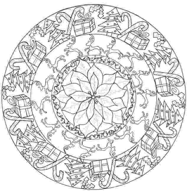 christmas mandala coloring pages christmas mandala coloring page free pdf download mandala christmas pages coloring