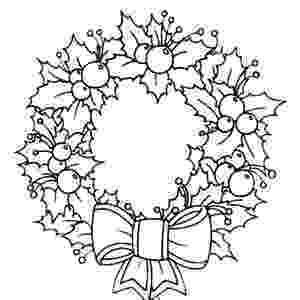 christmas wreath coloring page christmas wreath coloring pages wallpapers9 wreath page coloring christmas