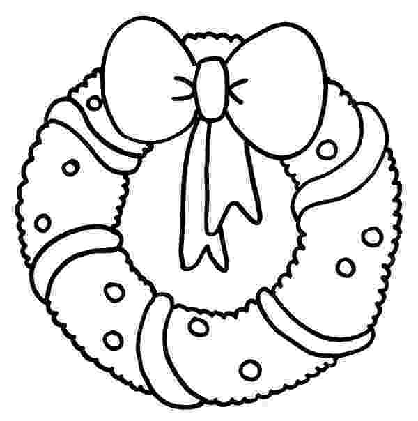 christmas wreath coloring page christmas wreaths coloring pages for kids christmas page wreath christmas coloring