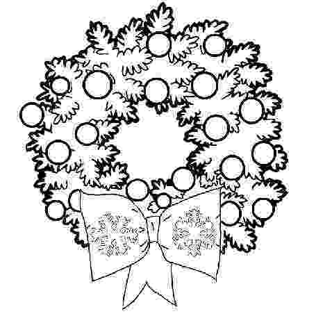 christmas wreath coloring page wreath coloring pages download and print for free coloring christmas wreath page