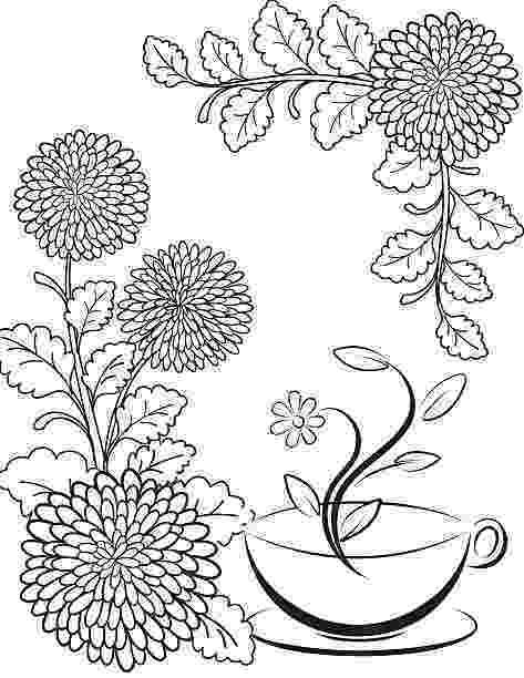 chrysanthemum coloring sheet chrysanthemum coloring pages to download and print for free coloring chrysanthemum sheet 1 2