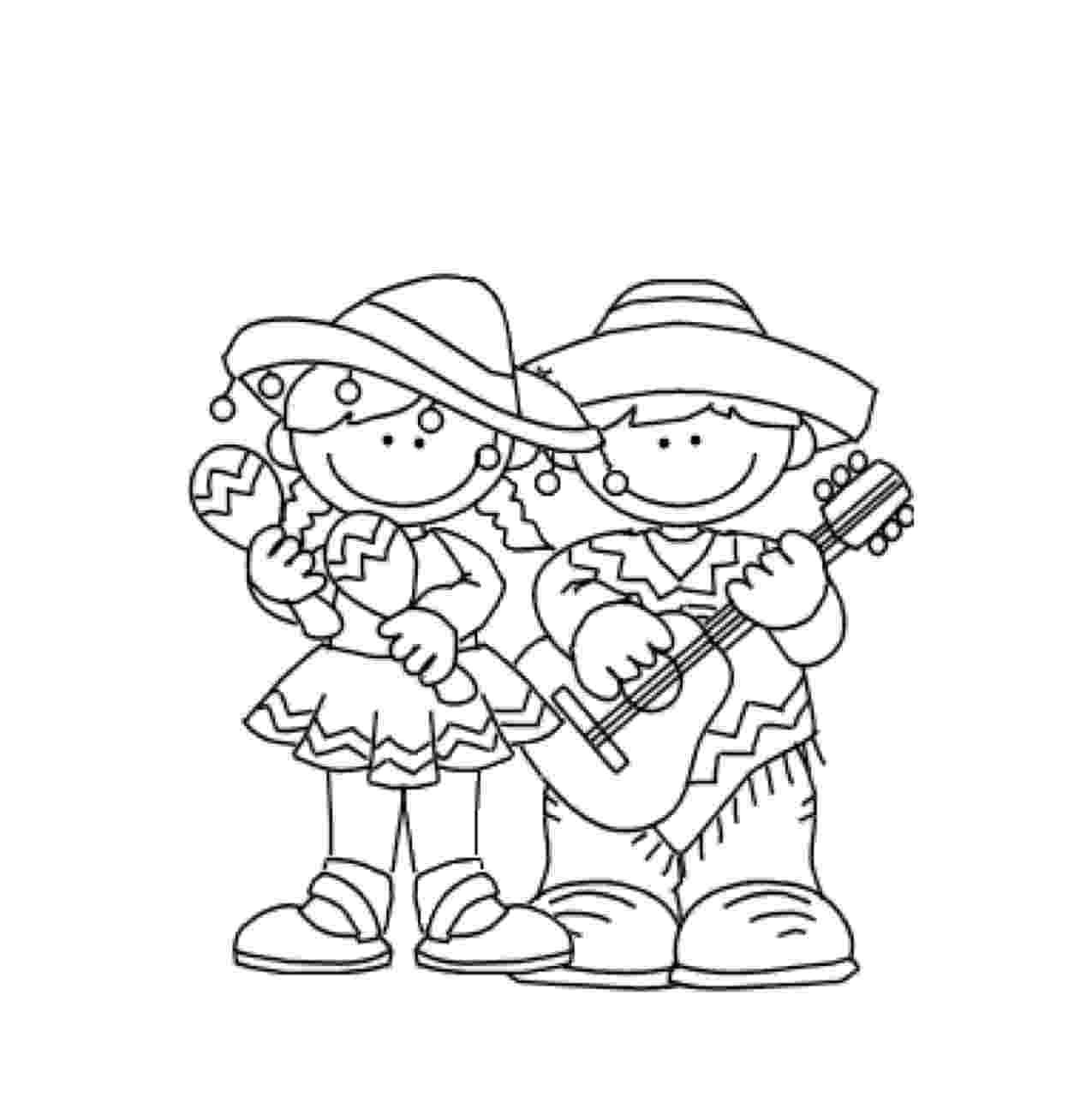 cinco de mayo color pages printable cinco de mayo coloring pages for kids cool2bkids pages de mayo color cinco