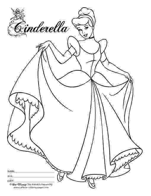 cinderella a4 colouring pages disney39s cinderella coloring pages disneyclipscom a4 colouring pages cinderella
