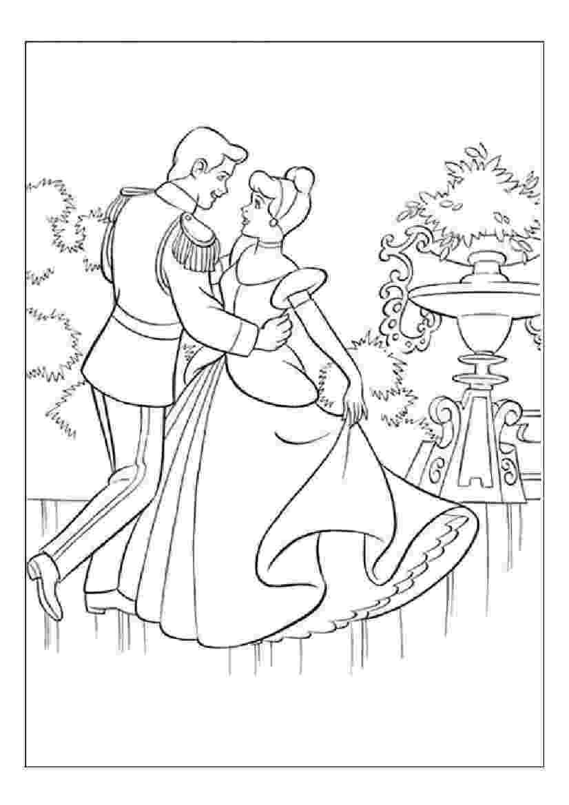 cinderella color sheets disney cinderella coloring pages free printable pictures color sheets cinderella