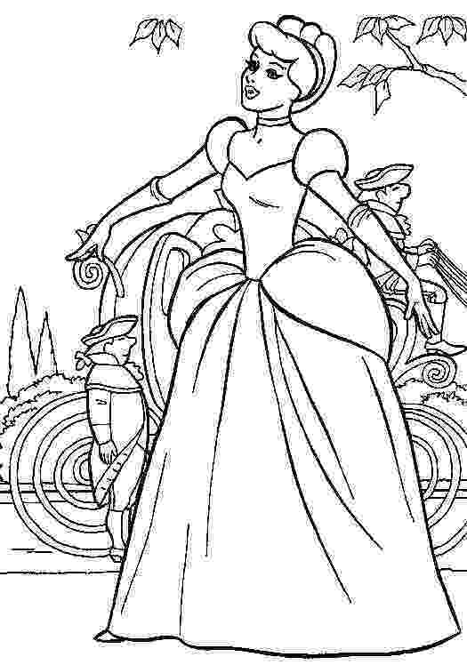 cinderella printable coloring pages princess cinderella coloring pages cinderella coloring printable pages