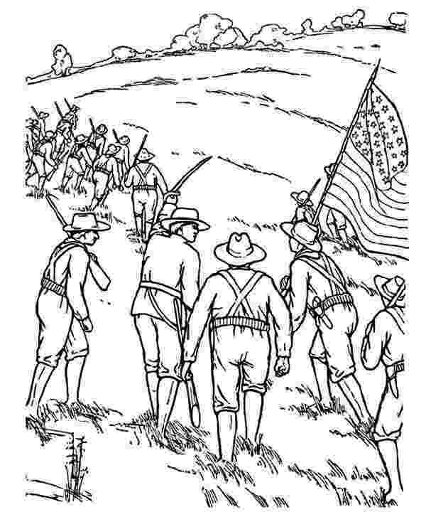 civil war coloring page childrens civil war colorig pages coloring pages war civil coloring page