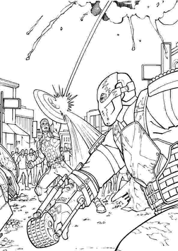 civil war coloring page kids n funcom 16 coloring pages of captain america page civil coloring war