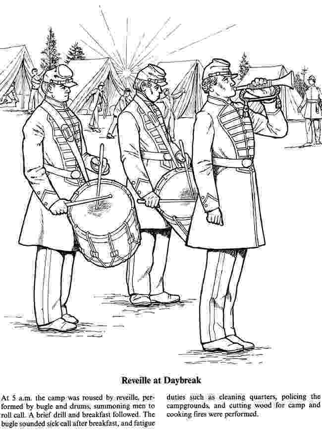 civil war coloring page usa printables america civil war coloring pages abraham coloring war civil page